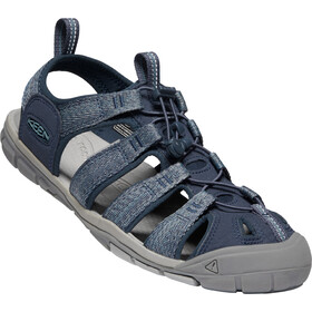 Keen Clearwater CNX Sandali Uomo, blue/steel grey